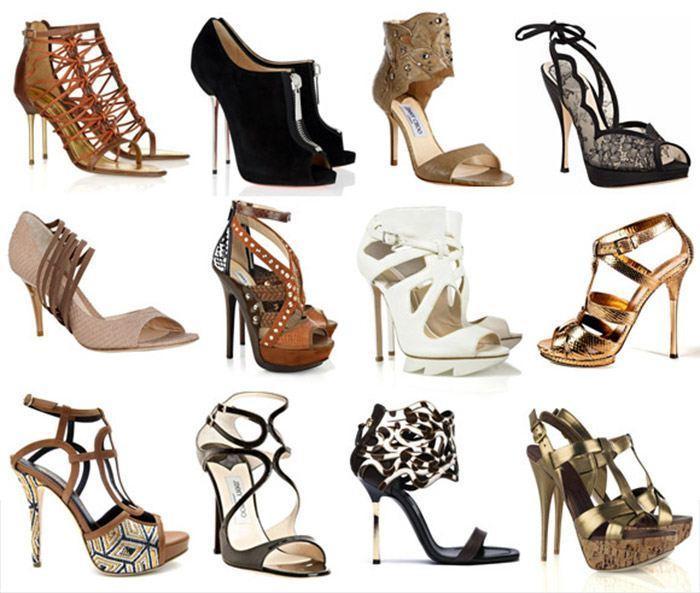 Модная обувь - лето 2016