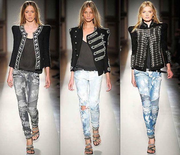 Мода Джинсы 2015