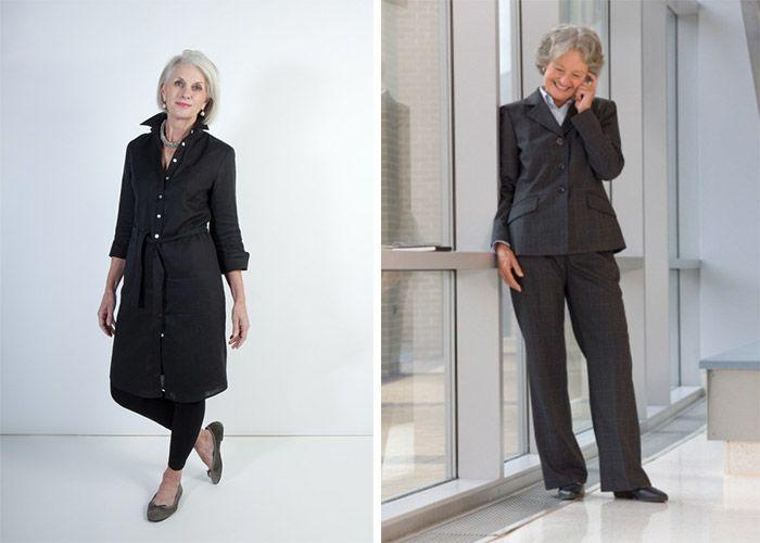 Как одеваться после 50 стильно