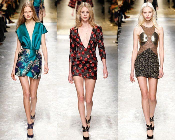 Модный тренд платья 2016