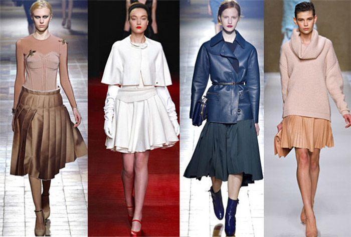 Мода юбки 2016 весна
