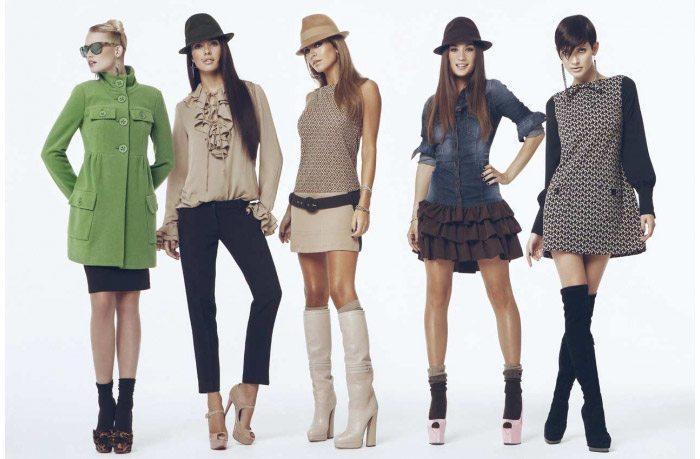 Одежда модная коллекция