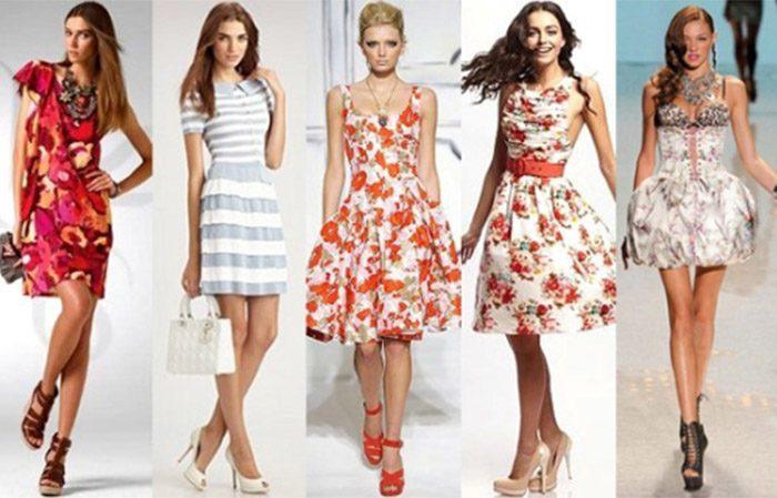 94fce190983 Модные летние платья 2017  лучшие 50 луков