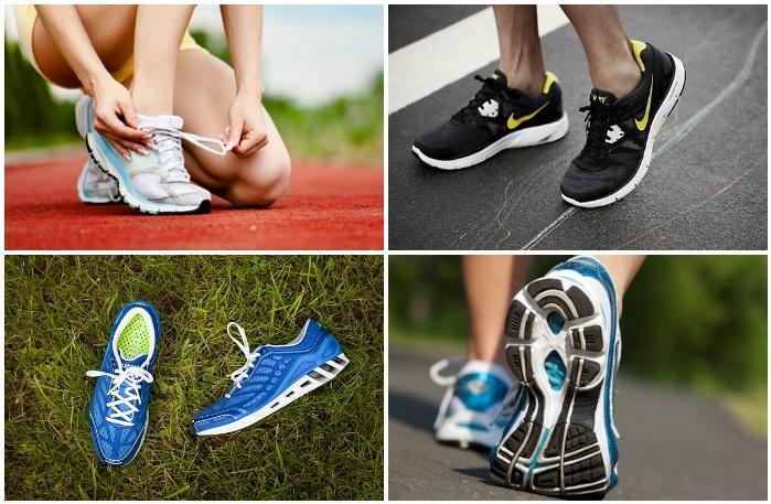 Удобные кроссовки для бега
