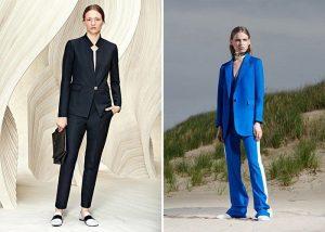 Модные Женские Костюмы 2017