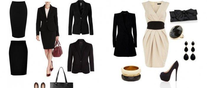 Модные костюмы для деловой женщины