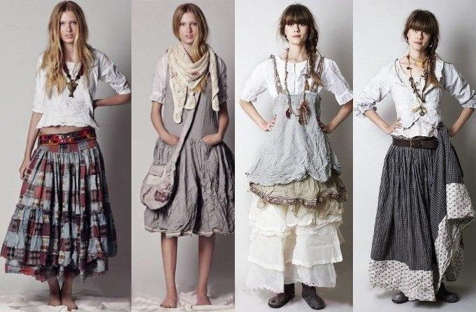 Стиль бохо: модно и удобно