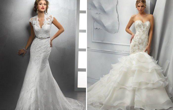 Самые красивые свадебные платья 2017 года — мода этого сезона