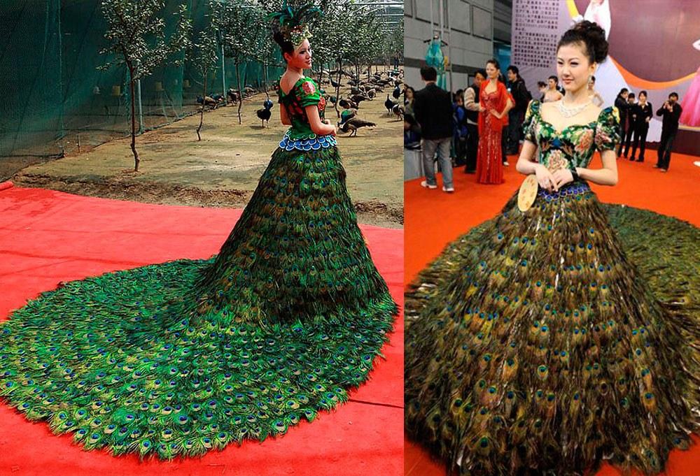 Очень дорогое платье