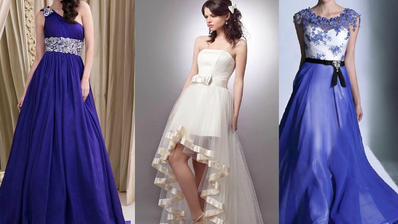 Самые шикарные выпускные платья в мире