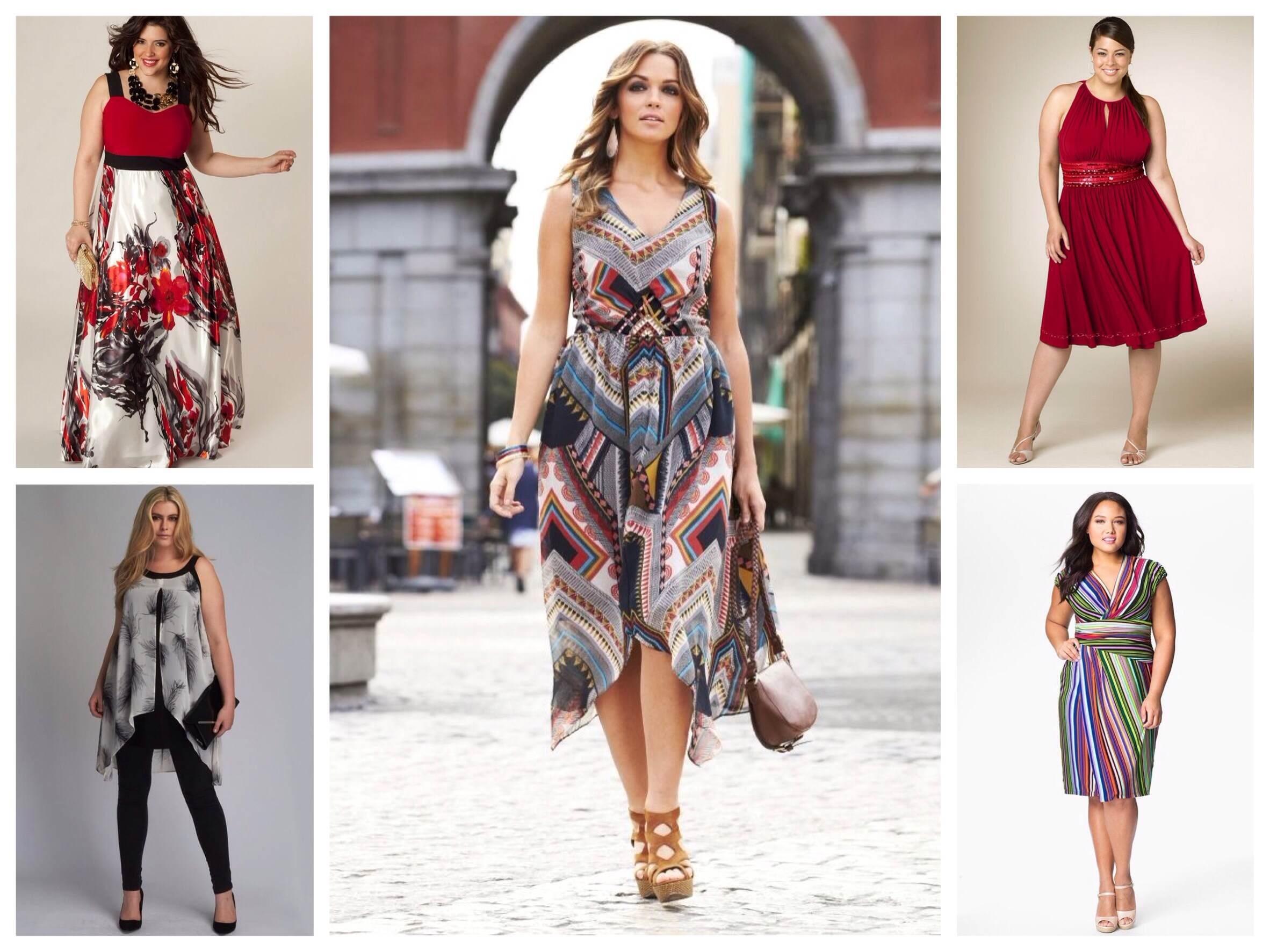 Красивые наряды для смелых женщин