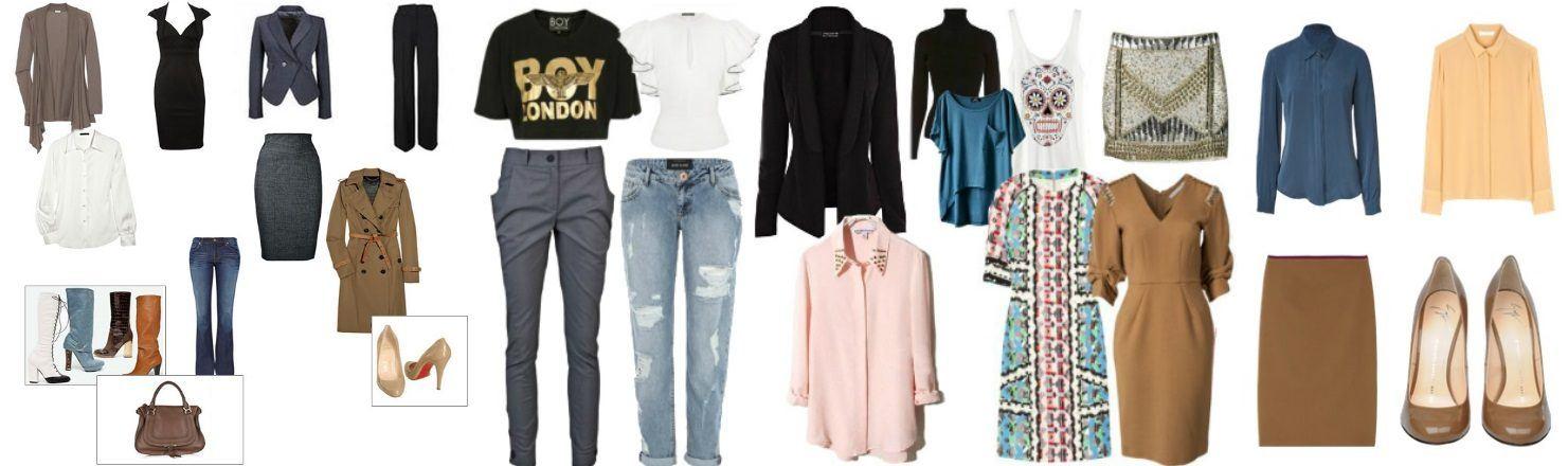 Какой должен быть женский гардероб