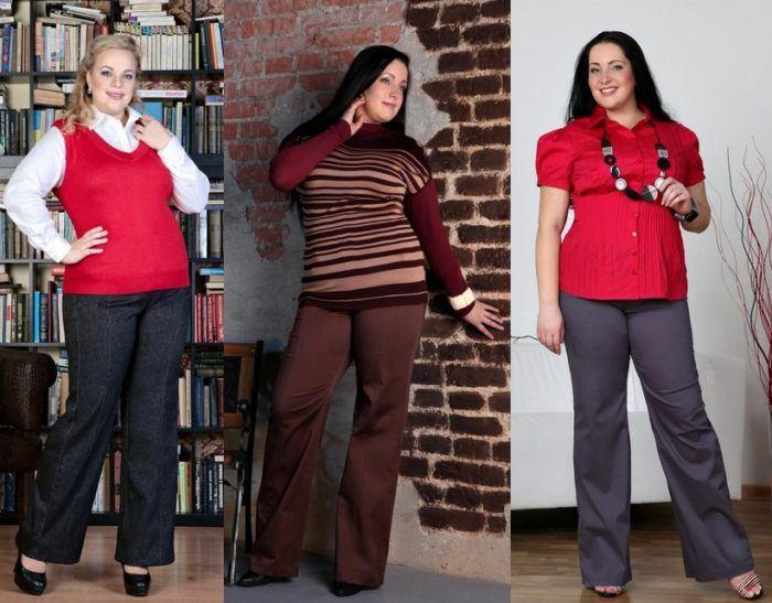 Ношение строгих штанов