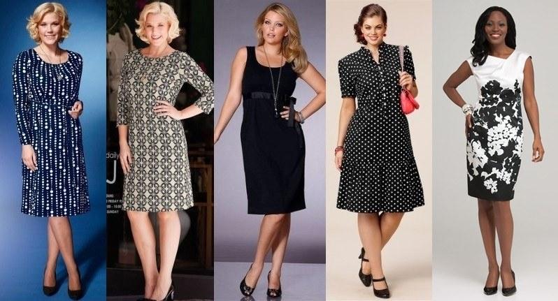 Платья для нежных женщин