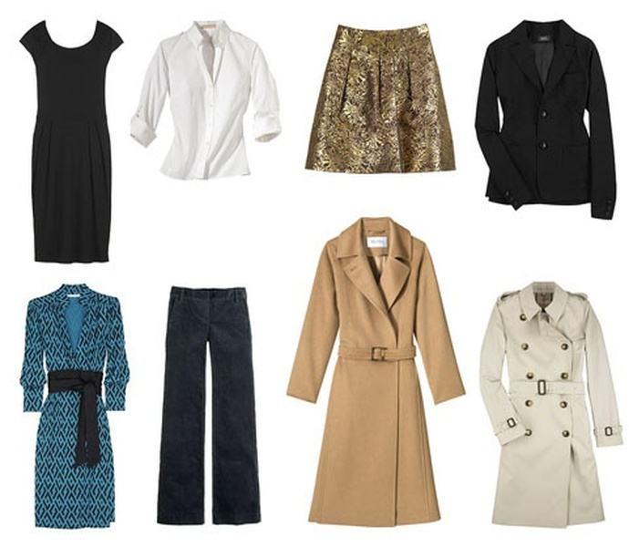 Классический набор одежды