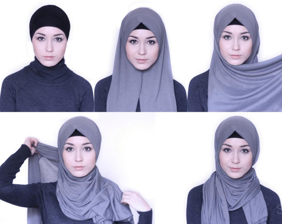 Как носить чалму