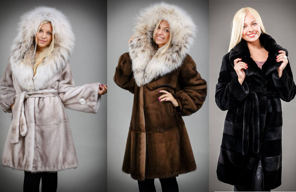 Шуба для холодной зимы