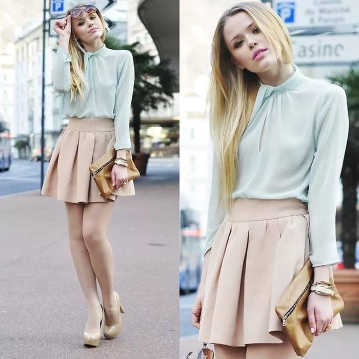Девчачья одежда