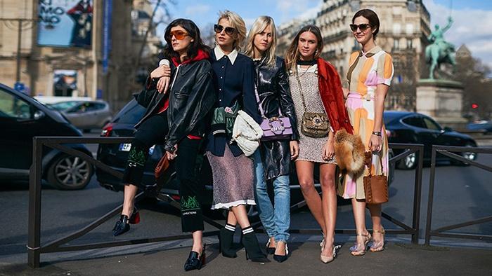Уличный стиль Парижа