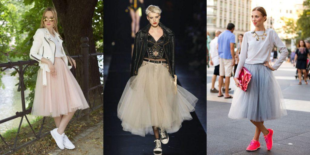Наряды с показов мод
