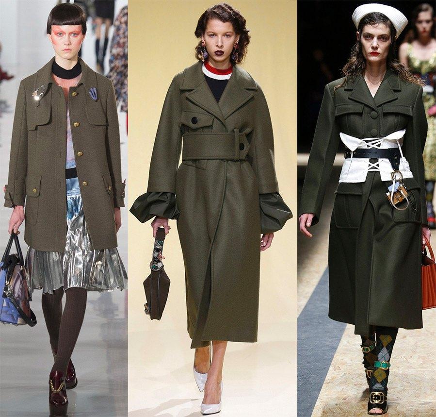 Новые модели одежды