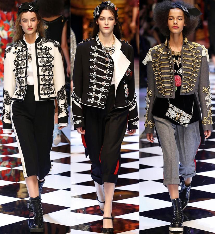Курточки в боярском стиле
