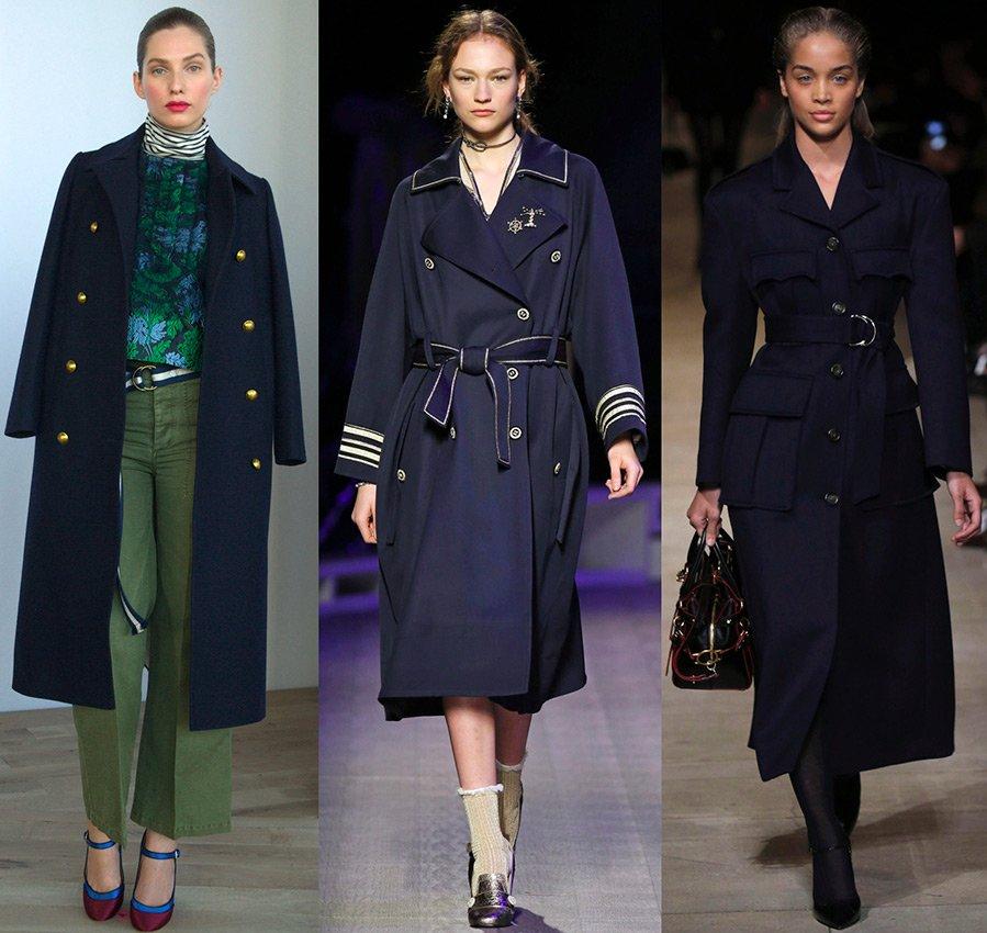 Классика в исполнении пальто