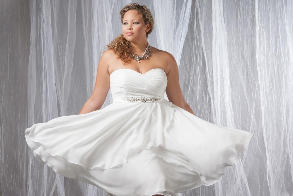 Платье укороченное