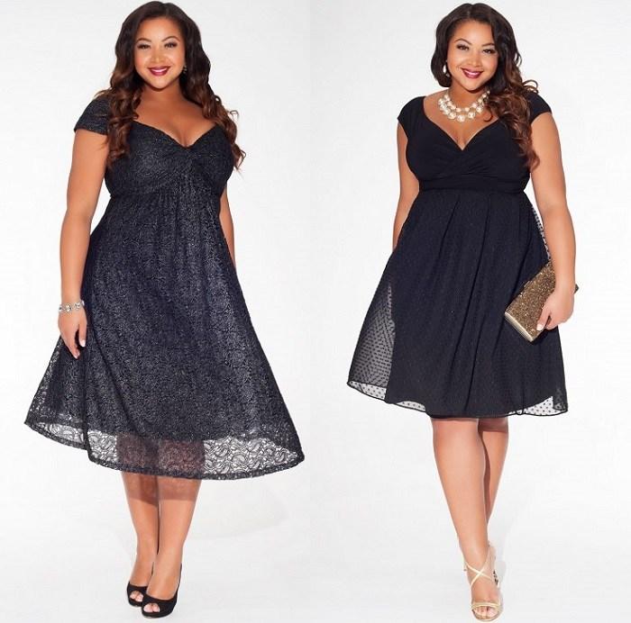 Струящиеся платье
