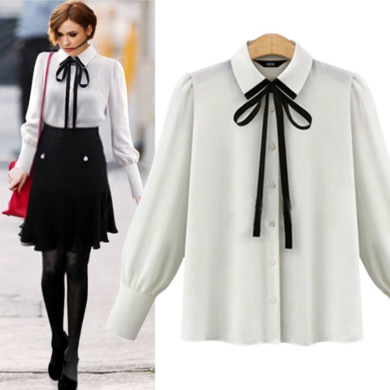 e742571d21f Стильные женские рубашки 2019-2020 (фото) модные тенденции и новинки