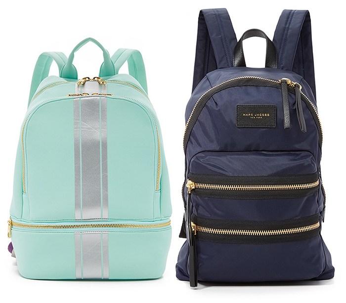 Модные рюкзаки от Марк Якобс