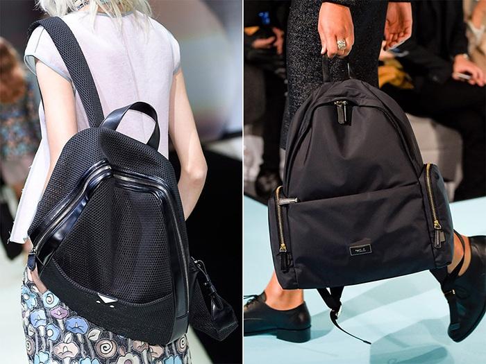 Варианты рюкзаков