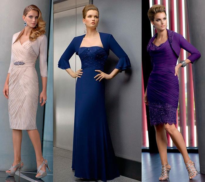Различные вечерние платья