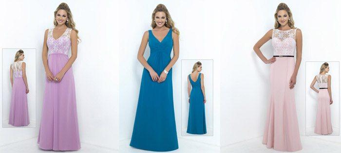 Лёгкие вечерние платья