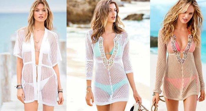 Пляжная одежда  2020-2021: лучшие образы