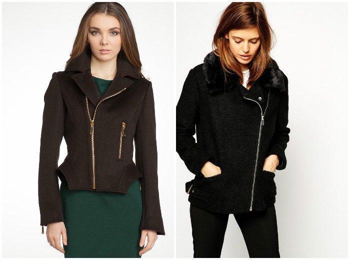 Куртка-косуха из шерсти