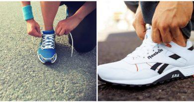 Кроссовки для бега по асфальту