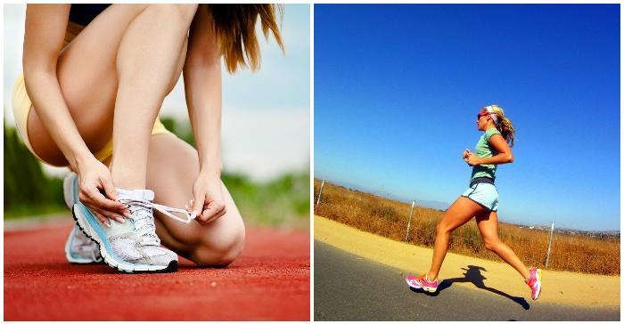Правильный выбор беговых кроссовок