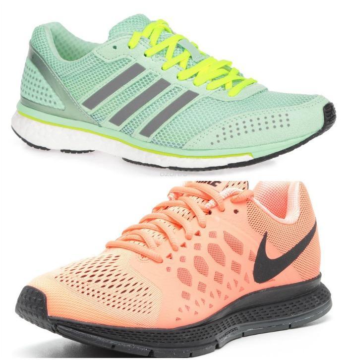 Дышащие беговые кроссовки