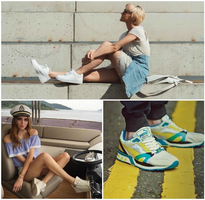 Выбор кроссовок для повседневной носки