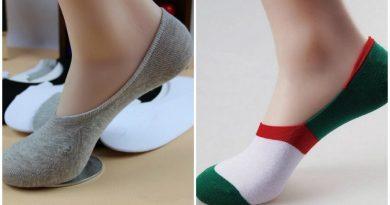 Носки-невидимки для мокасин