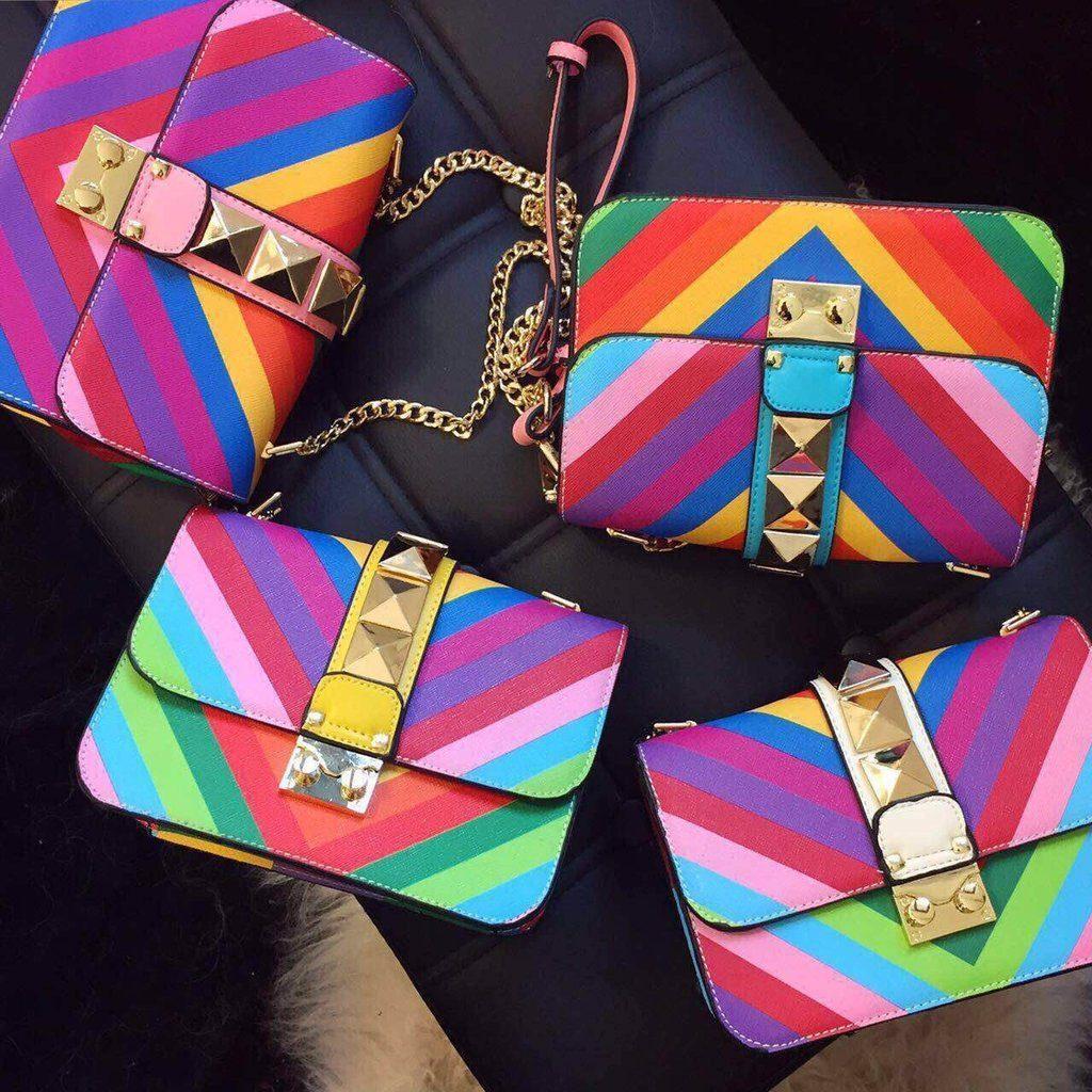 Цветные сумки