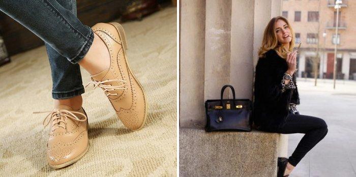 Удобная обувь для одежды стиля кэжуал