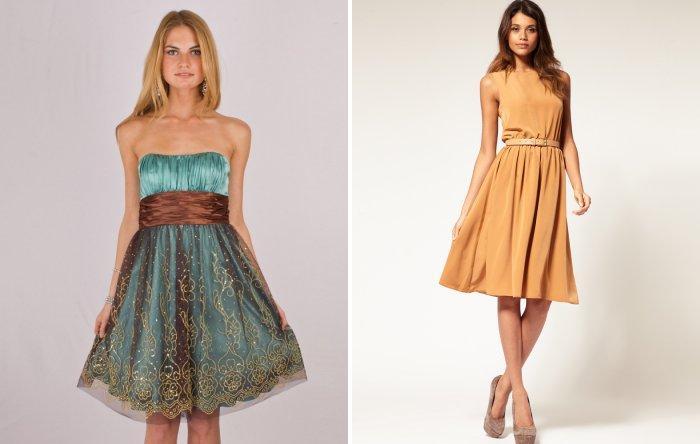Платье на свадьбу: выбираем свой стиль