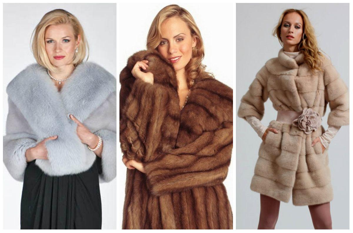 Примеряем одежду на зиму