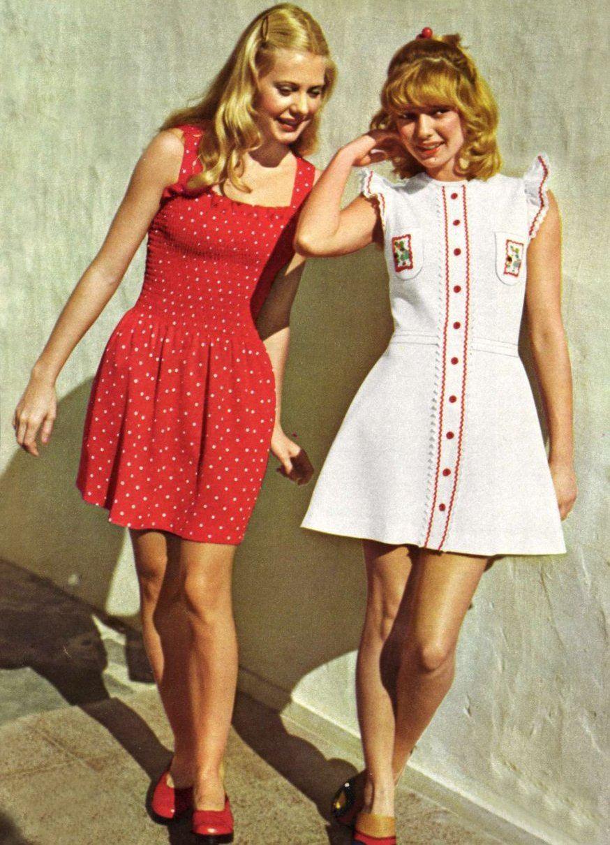 Различные короткие платья