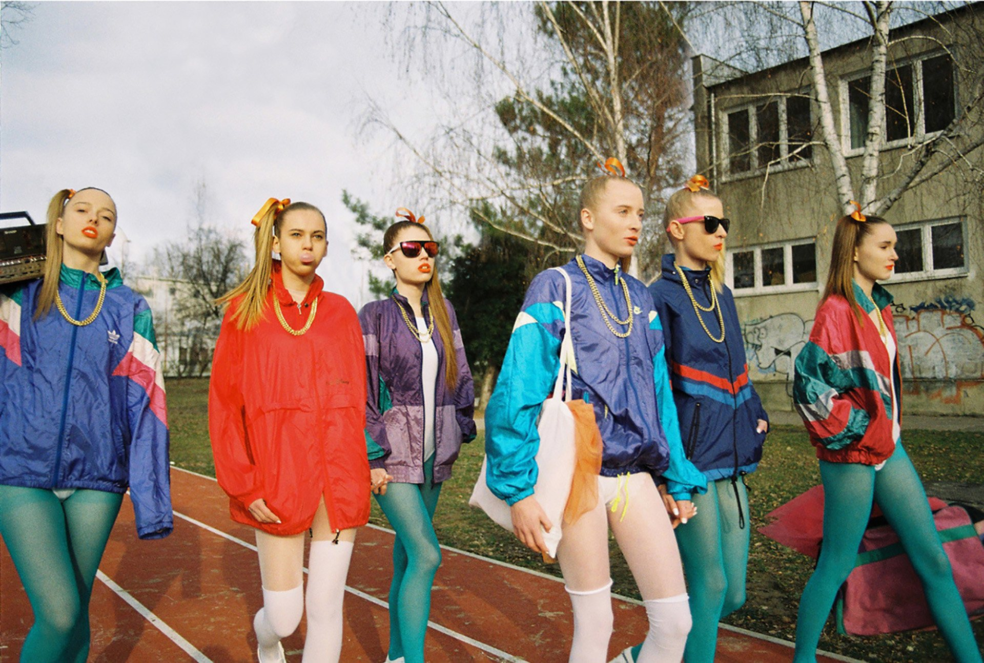 Модная одежда для молодежи
