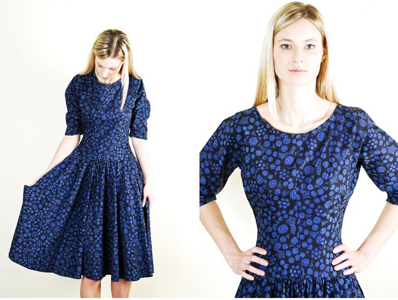 Дизайн выходного платья
