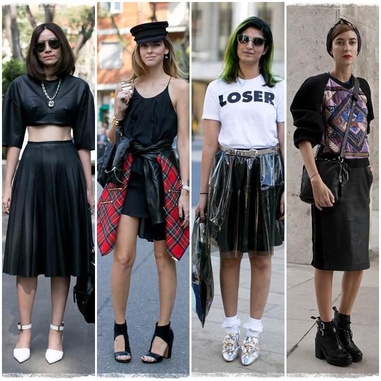 Одежда для смелых девушек