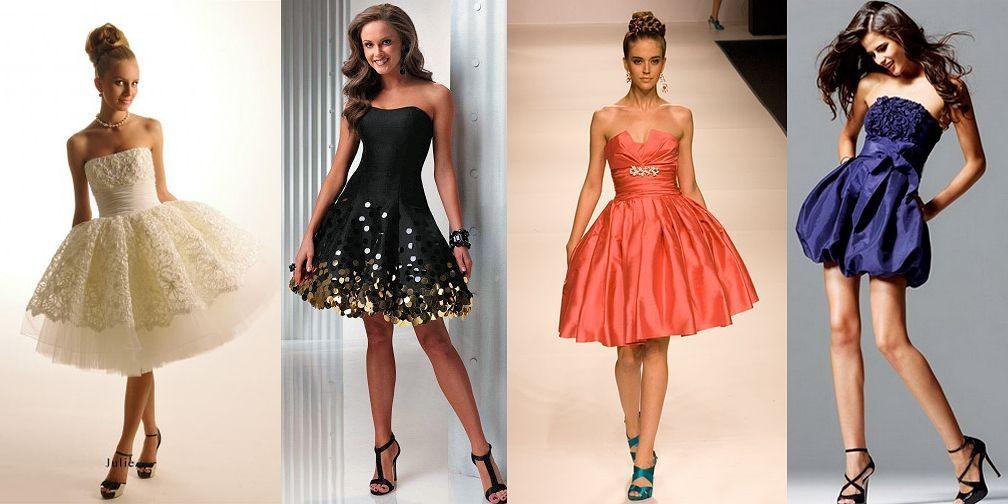 Платья для молоденьких девушек